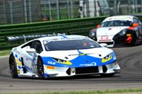 [IGT]伊莫拉排位赛第2 梁嘉彤战意大利GT超级跑车锦标赛