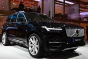 视频:2014广州车展热点新车之沃尔沃XC90