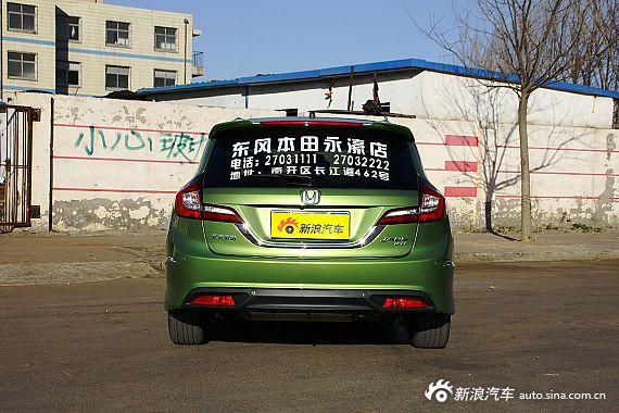 2013款杰德1.8L CVT豪华版5座
