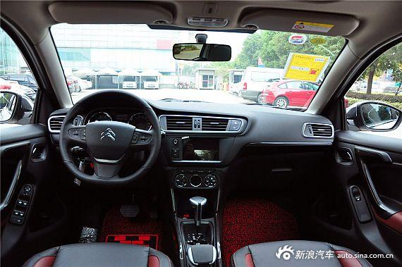 2015款东风雪铁龙 C3-XR 1.6THP 自动旗舰型