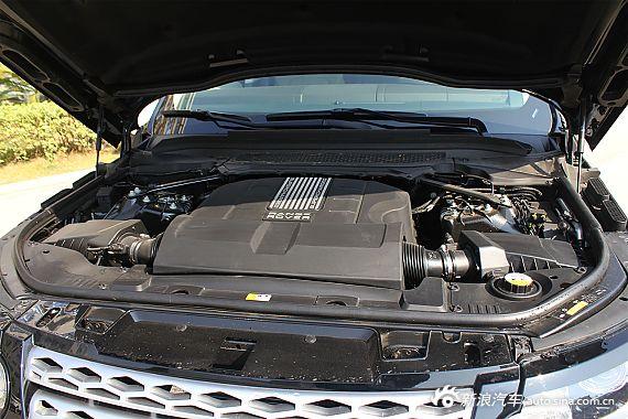 2014款路虎揽胜运动版3.0 V6 SC HSE