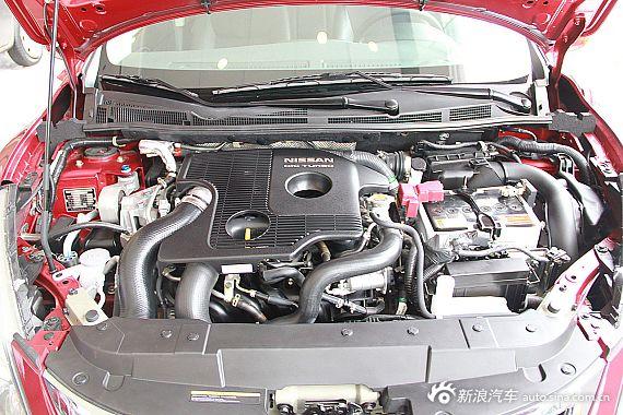 2011款骐达GTS 1.6T XV手动炫动版