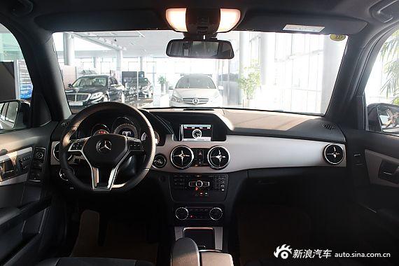 2014款奔驰GLK200到店实拍