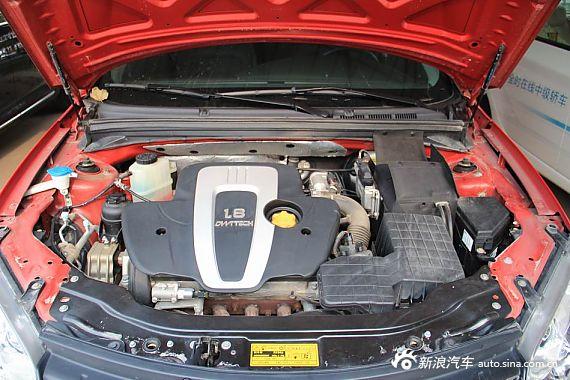 2012款荣威550S 1.8L自动启臻版