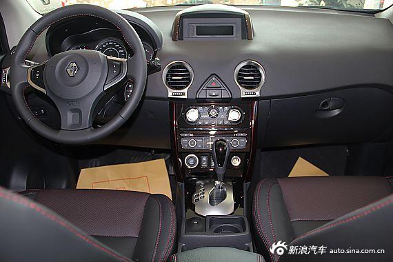 2014款科雷傲2.5L四驱Sportway限量版 到店实拍