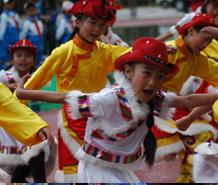 东风日产支援西藏教育