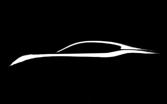 英菲尼迪发布新款M系轿车预告图今年底亮相