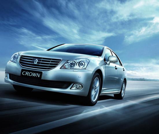 4.3升V8新皇冠将亮相广州车展12月公布价格高清图片