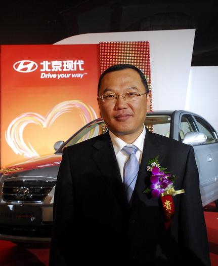 北京现代YF明年上半年上市三厂2012年投产