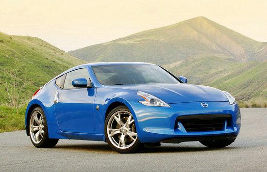 日产370Z超级跑车最低售59.8万元