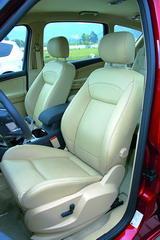 S-MAX最吸引人的是可完全放平的中后排座椅