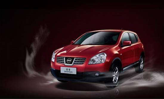 日产逍客1.6车型年末上市 预计售价14万起(图)