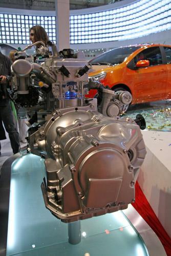 长城汽车16款车型集中亮相2008北京车展高清图片