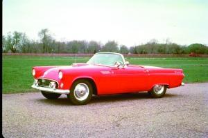 1955年款雷鸟
