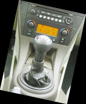 东风雪铁龙世嘉变速器图片
