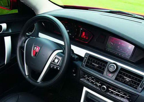 丰富的配置和精良的做工使550具备了与合资品牌车型同台竞争的资本