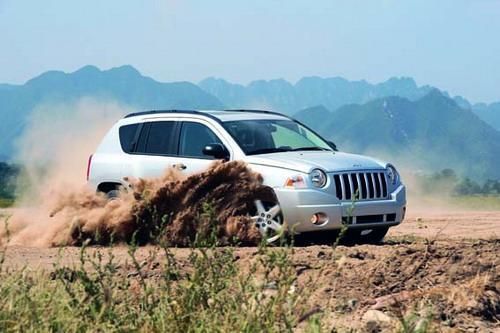 Jeep指南者外观图片