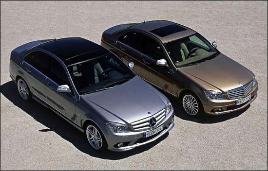 奔驰C级轿车推出体验计划 首付8.7万拥有奔驰