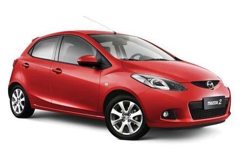 Mazda2推出1.5L天窗版售价9.58万-11.08万元