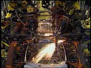 纯机械化时代的厂房