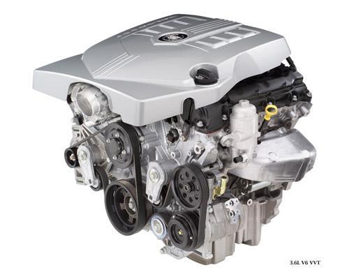 图7:昂克雷所搭载的通用LY7发动机在通用发动机系列中隶属High
