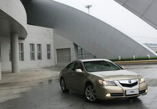 Acura讴歌RL外观