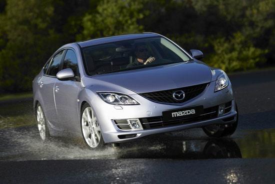 Mazda6睿翼将成为菲尔普斯全球代言的首款汽车
