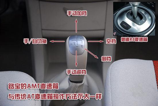 新浪汽车试驾哈飞路宝节油π自动挡-AMT变速