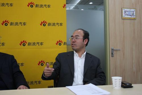 国家信息中心信息资源开发部主任徐长明