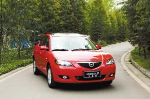 Mazda3 1.6L天窗版