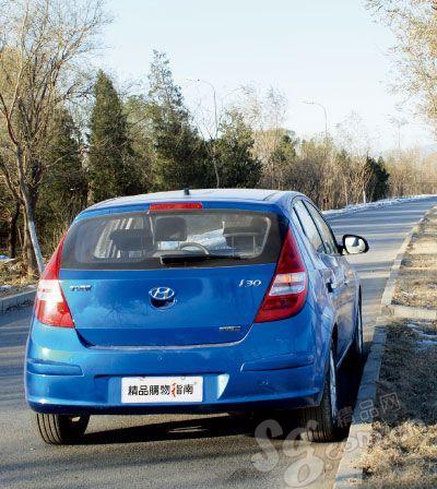 体验| 三十过家家 -- 试驾北京现代i30