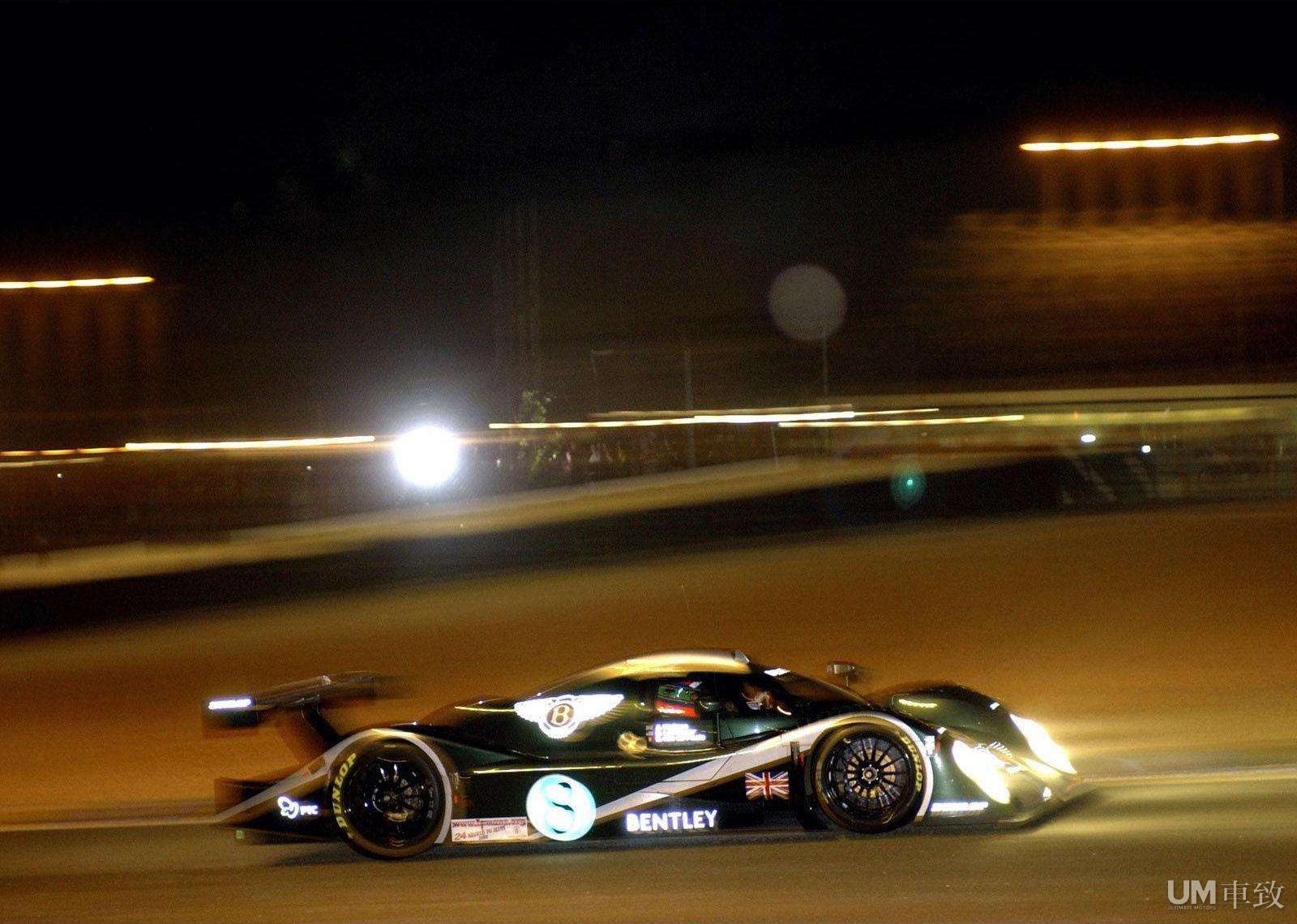宾利传奇车型EXP Speed 8首次亮相成都