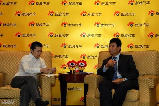 中国汽车技术研究中心主任赵航主任