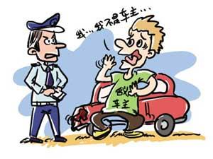 借出去的车撞人 车主被判赔6万元