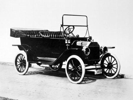 福特T型车:一款改变了世界的汽车(图)