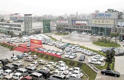 品牌专卖为主模式国产车专卖店禁售进口车(图)