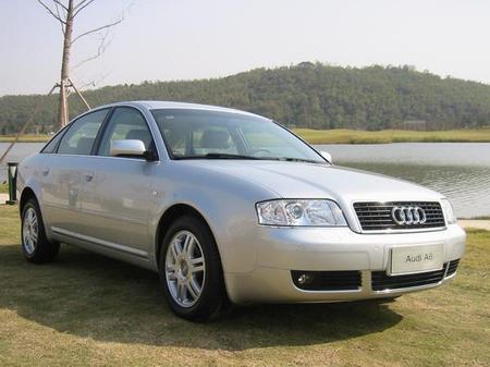组图:奥迪A6(04年型)上市售价32.8万到56.97万