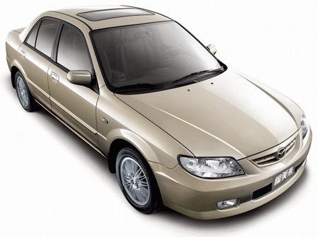海马04款新车上市福美来最低13.36万元(组图)