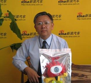 福特中国副总裁许国祯