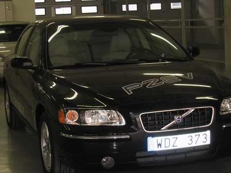 Volvo将携环保概念车参加2004必比登挑战赛