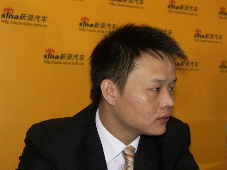 江南汽车销售老总牟文胜:江南风光12月下线