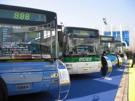 市民代表作主选公交谁将执北京公交市场牛耳