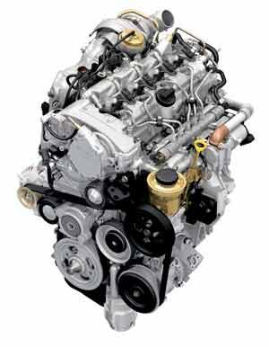 宣战书-丰田d-4d 180清洁动力概念发动机(组图)