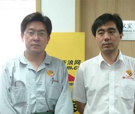 聊天实录:专家谈丰田系列车型维修和保养