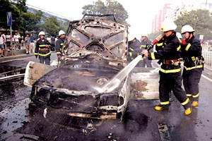 如何规避及处理汽车自燃