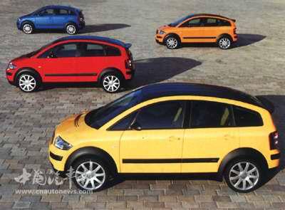 色彩:汽车文化的个性元素
