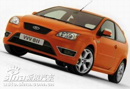 反击高尔夫GTI福克斯ST量产车型发布(组图)