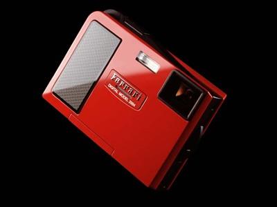 速度精神奥林巴斯推出AZ-1法拉利版数码相机