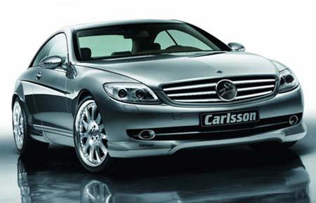 Carlsson版奔驰CK60演绎王者至尊