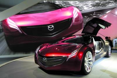 北美车展开幕26款全新车型全球首发(图)